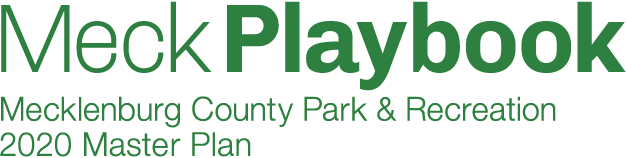 Meck Playbook: Mecklenburg County Park & Recreation 2020 Master Plan